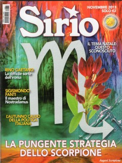 Sirio n° 367 (Dicembre 2013)
