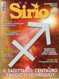 Sirio n° 368 (Dicembre 2012)