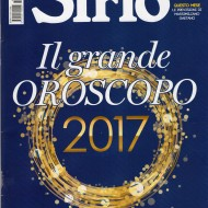 Sirio n° 405 (Gennaio 2017)