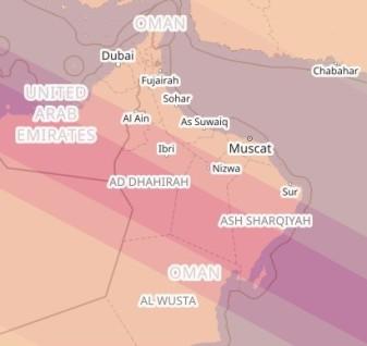 Eclisse anulare di Sole (Oman) 2